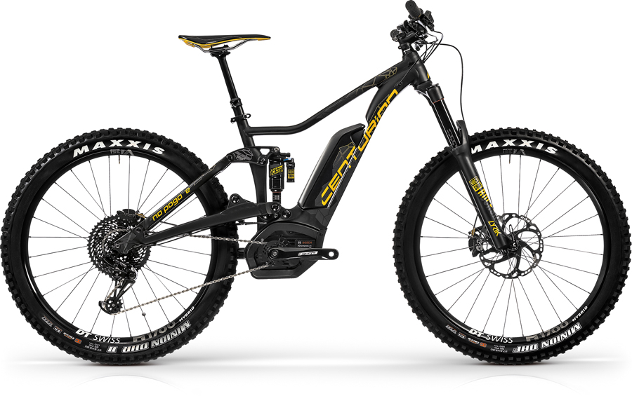 E-Bikes/ Pedelecs: MTB